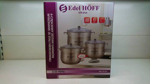 EdelHoff 6 dalių puodų rinkinys EH-9096