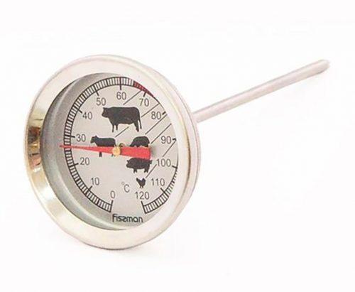 Fissman mėsos termometras 0-120°C 13 cm F-0301