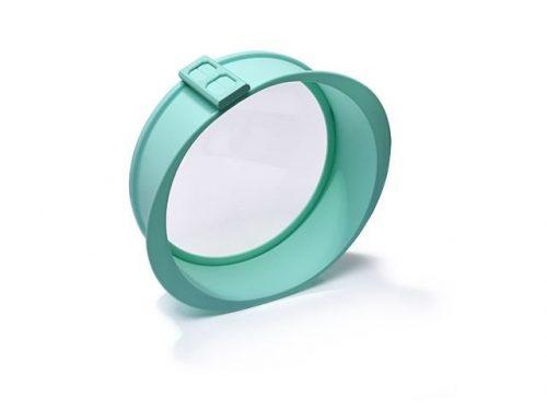Fissman silikoninė kepimo forma su grūdinto stiklo pagrindu 25x7.5 cm F-6579