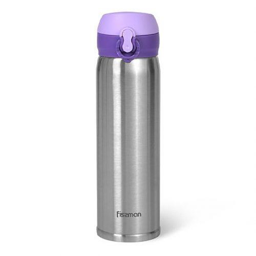 Fissman termosinis puodelis PURPLE 420 ml F-9821